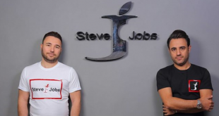 İtalyan giyim şirketi Steve Jobs