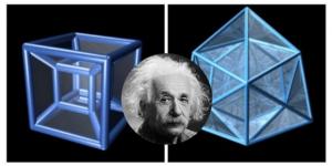 Bilim adamları dördüncü mekansal boyutu