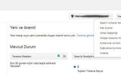 google adres değişikliği 2019