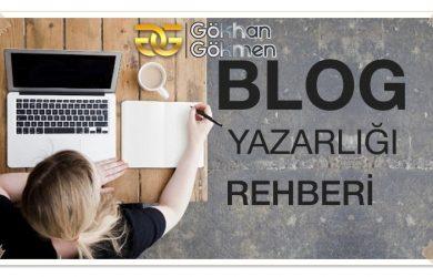 Blog Yazarlığından Nasıl Para Kazanılır 2019